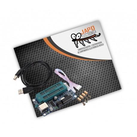 PROGRAMADOR DE PICS K150 INLUYE CABLE USB DE PROGRAMACIÓN Y ACCESORIOS