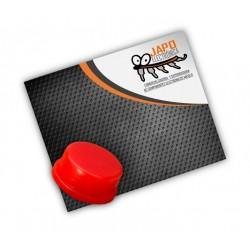 Botón Redondo Rojo 6x6x7.3MM Para Push Button Cabeza Cuadrada