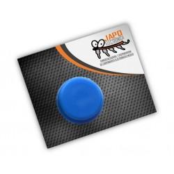 Botón Redondo Azul 6x6x7.3MM Para Push Button Cabeza Cuadrada