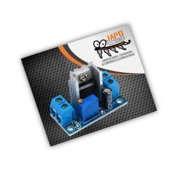 Regulador De Voltaje Lm317 1Amp 25Vcd