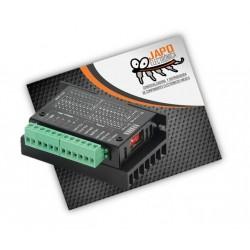 Controlador TB6600 Para Motor Paso A Paso 4Amp 9-42Vcd 16 Micro Pasos