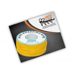 Carrete De Cable Color Amarillo 30 AWG 230 Mts.