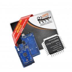 Arduino Mega CH340G SIN CABLE
