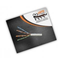 Cable UTP 8 Hilos Cat 5E Para Alambrado De Protoboard (Precio Por Metro)