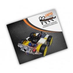 Chasis De Acrílico Para Carrito Robot Para 4 Motorreductores Tonka (El Precio Es Solo Por El Chasis)