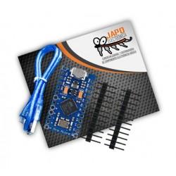 Arduino Pro Micro Atmega32u4 5v 16mhz MCU Leonardo Mas Cable Mini Usb