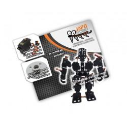 Kit Humanoide Robótico