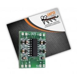 Amplificador de Audio Pam8403 2 x 3w