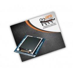 Pantalla Lcd De 1.8 Pulgadas St7735s 128x160 Tft Spi Sd Card
