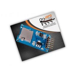 Módulo Lector De Micro Sd Card