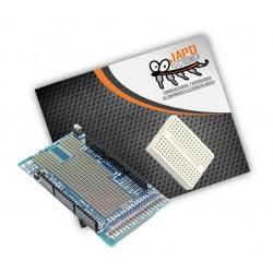 Protoshield Para Arduino Mega V3.0 + Protoboard de 170 Puntos