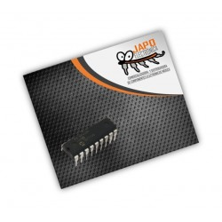 Microcontrolador Microchip PIC16F628A-I/P