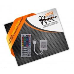 Control Remoto Infrarrojo De 44 Teclas Para Tiras De Leds RGB 5050 12V.
