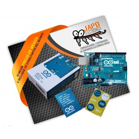 Arduino Uno R3 SMD Made In Italy