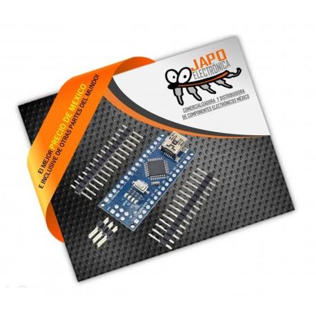 Arduino NANO V3.0 Con Pines No Soldados