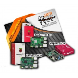 Raspberry Pi (3 modelos diferentes)