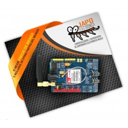 Shield Gprs/gsm Simcom Sim900 Quad Band