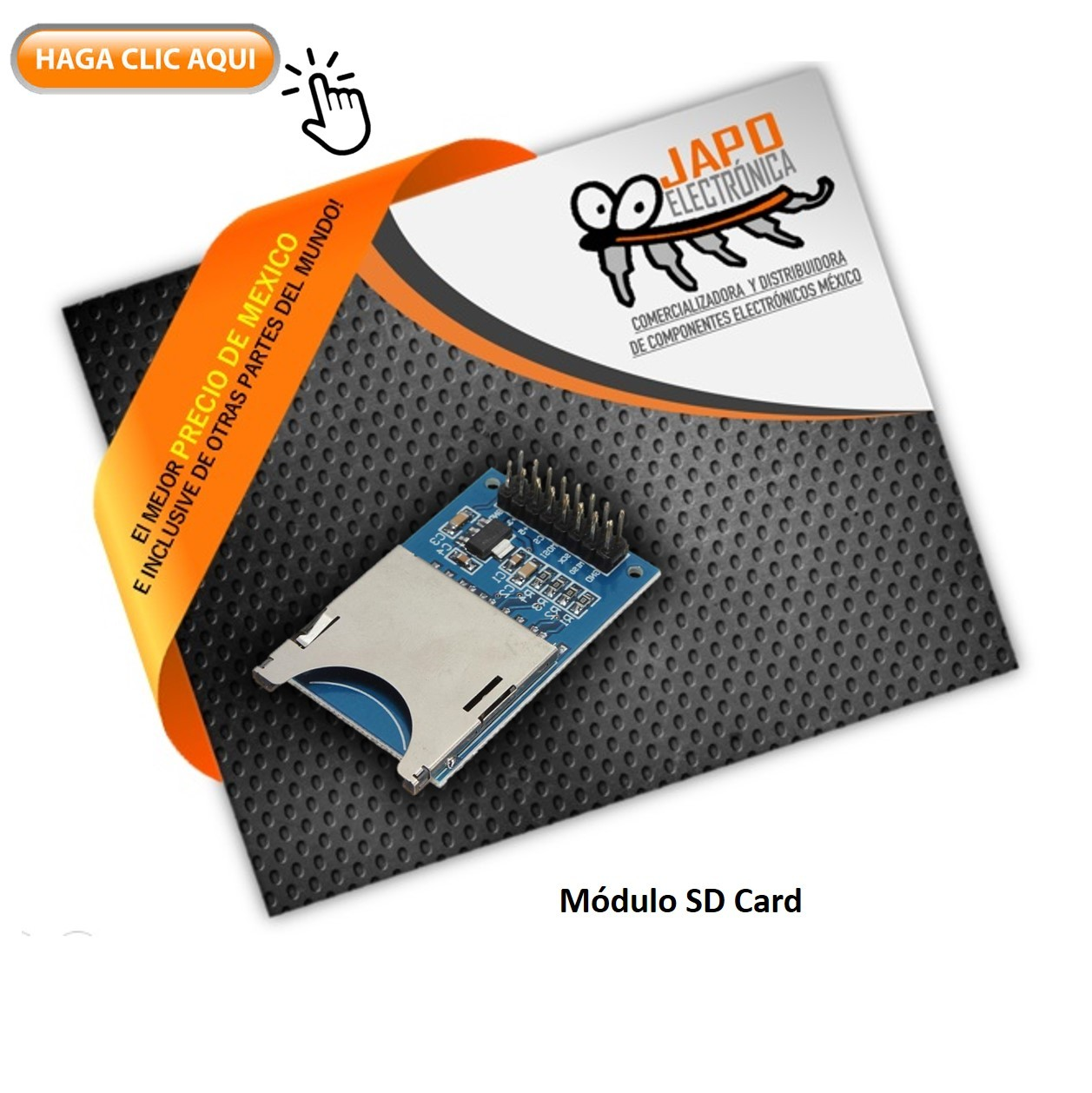 Módulo SD Card