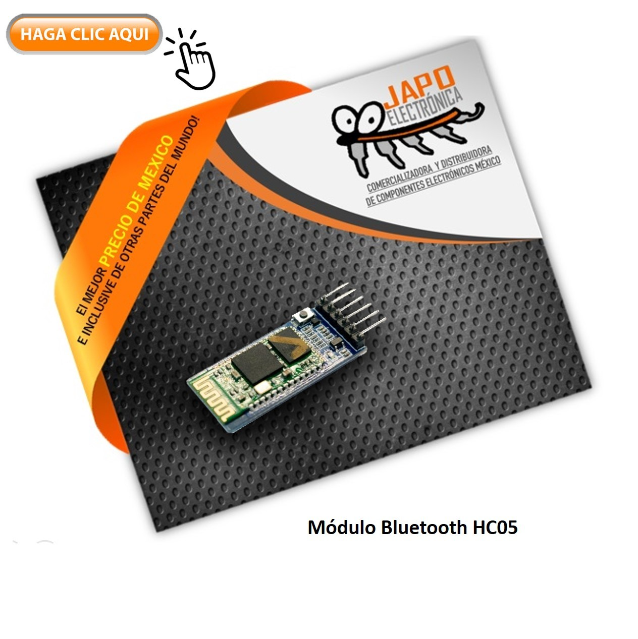 Módulo Bluetooth HC05